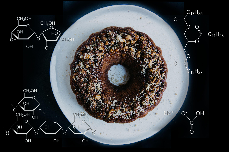 Warum fällt Kuchen zusammen? - Hungry for Science