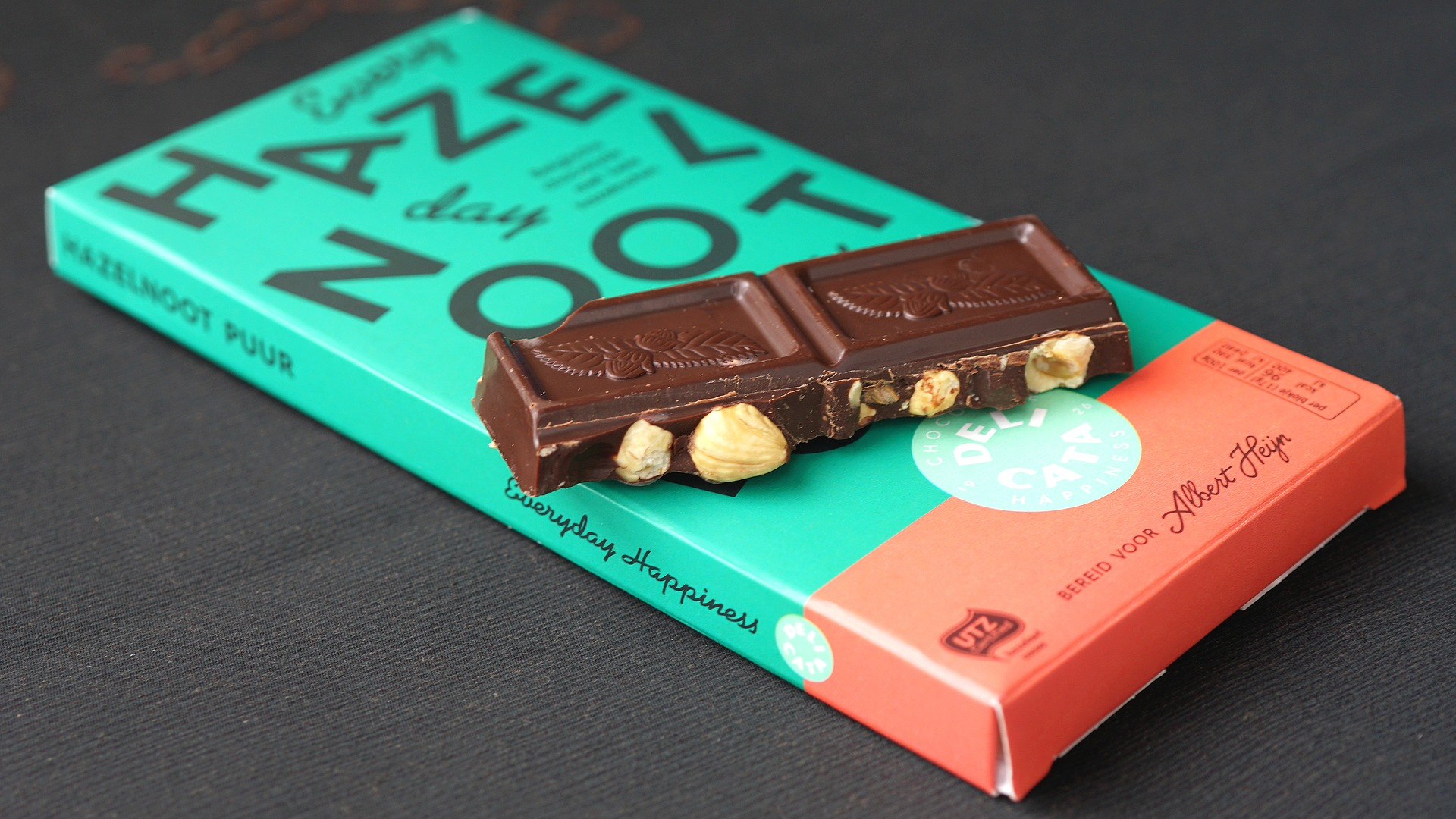 Ebenholz Dunkle Kopf Schokolade Bitterschokolade